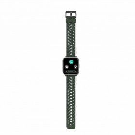 SKMEI Smartwatch Sport Fitness Tracker Heart Rate Waterproof for Android iOS  - X3C - Black - 9