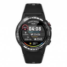 SKMEI Smartwatch Sport Waterproof Heart Rate GSM Support - M7 - Black - 2