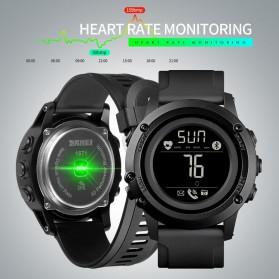 SKMEI Sport Tracker Blood Pressure Heart Rate Monitor - 1671 - Black - 4