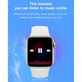 SKMEI Smartwatch Sport Fitness Tracker Heart Rate Blood Oxygen - X7 - Rose Gold - 5