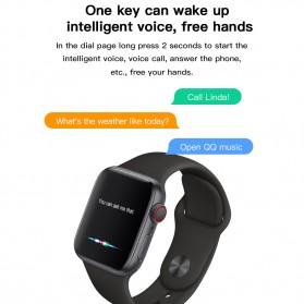 SKMEI Smartwatch Sport Fitness Tracker Heart Rate Blood Oxygen - X7 - Black - 6