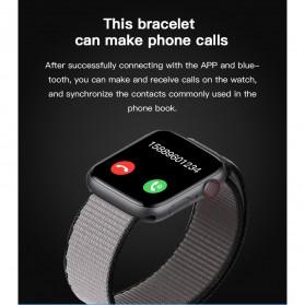SKMEI Smartwatch Sport Fitness Tracker Heart Rate Blood Oxygen - X7 - Black - 4