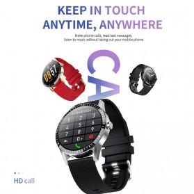 SKMEI Smartwatch Sport Fitness Tracker Heart Rate Blood Oxygen - Y20 - Silver - 3