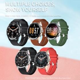 SKMEI Smartwatch Sport Fitness Tracker Heart Rate Blood Oxygen - Y20 - Silver - 5
