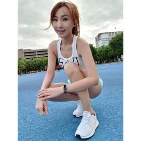 SKMEI Smartwatch Sport Fitness Tracker Heart Rate Blood Pressure with Bluetooth Earphone - T90 - Black - 9