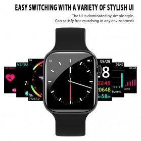 SKMEI Smartwatch Jam Tangan Olahraga Pedometer W4 - Black - 2