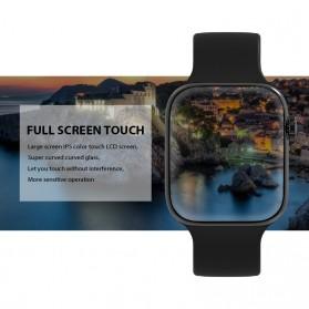 SKMEI Smartwatch Jam Tangan Olahraga Pedometer W4 - Black - 5