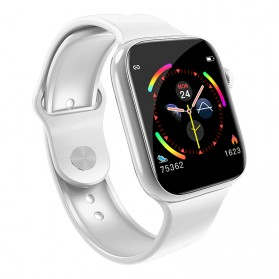 SKMEI Smartwatch Jam Tangan Olahraga Pedometer W4 - White - 1