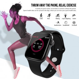 SKMEI Smartwatch Jam Tangan Olahraga Pedometer W4 - White - 10