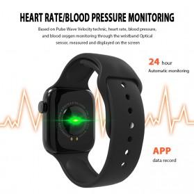 SKMEI Smartwatch Jam Tangan Olahraga Pedometer W4 - White - 6