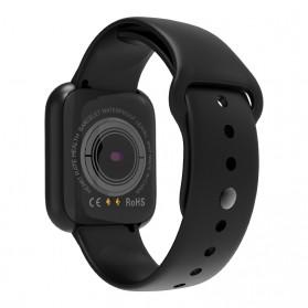 SKMEI Smartwatch Sport Fitness Tracker Heart Rate - I5 - Silver - 2