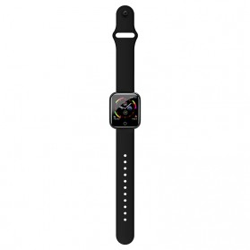 SKMEI Smartwatch Sport Fitness Tracker Heart Rate - I5 - Black - 4