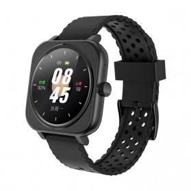 SKMEI Smartwatch Sport Fitness Tracker Heart Rate - W35 - Black