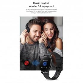 SKMEI BOZLUN Smartwatch Sport Fitness Tracker Heart Rate - B37 - Black - 10