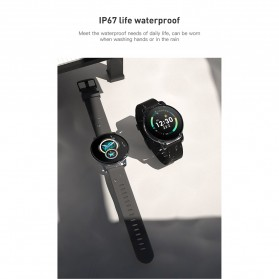 SKMEI BOZLUN Smartwatch Sport Fitness Tracker Heart Rate - B37 - Black - 12