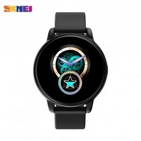 SKMEI BOZLUN Smartwatch Sport Fitness Tracker Heart Rate - B37 - Black - 2