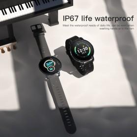 SKMEI BOZLUN Smartwatch Sport Fitness Tracker Heart Rate - B37 - Black - 5