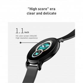SKMEI BOZLUN Smartwatch Sport Fitness Tracker Heart Rate - B37 - Black - 8