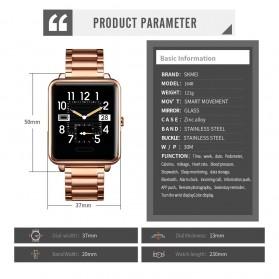 SKMEI Smartwatch Sport Fitness Tracker Heart Rate - 1648 - Black - 10