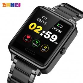 SKMEI Smartwatch Sport Fitness Tracker Heart Rate - 1648 - Black - 2