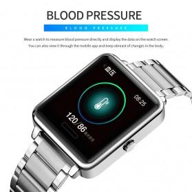 SKMEI Smartwatch Sport Fitness Tracker Heart Rate - 1648 - Black - 5