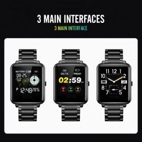SKMEI Smartwatch Sport Fitness Tracker Heart Rate - 1648 - Black - 7