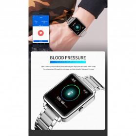 SKMEI Smartwatch Sport Fitness Tracker Heart Rate - 1648 - Black - 8