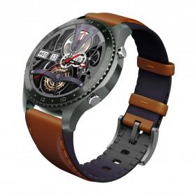 SKMEI Smartwatch Sport Fitness Tracker Heart Rate Body Temperature - MV60 - Brown