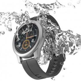 SKMEI Smartwatch Sport Fitness Tracker Heart Rate - F12 - Silver Black