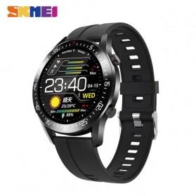 SKMEI Smartwatch Sport Fitness Tracker Heart Rate - C2 - Black