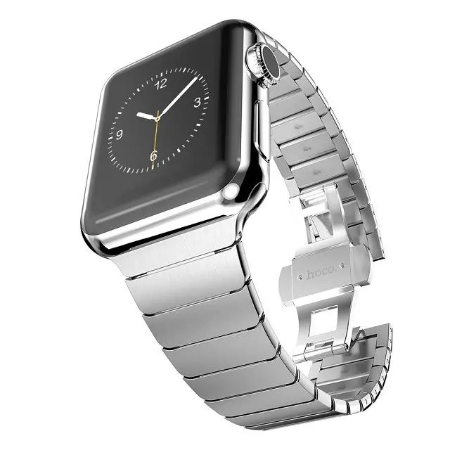 Hoco Link Style Stainless Steel Band for Apple Watch 42mm Series 1 2 .