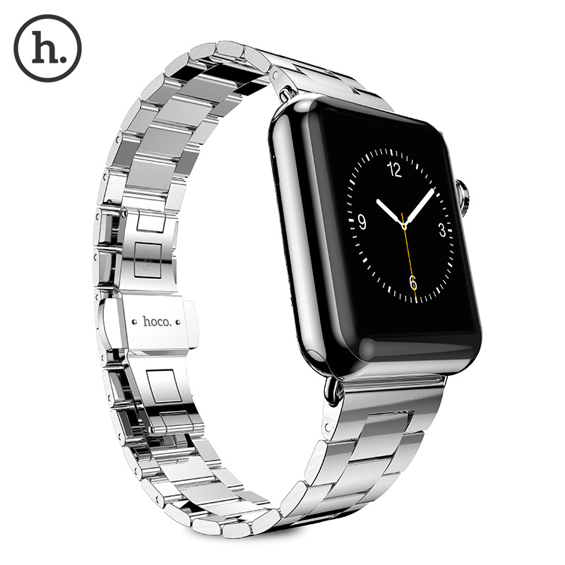 Hoco Slimfit Style Stainless Steel Band for Apple Watch