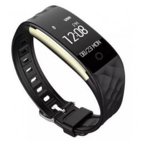 Awei Jam Tangan Smartwatch Sport Fitness Notification - H1 - Black - 3