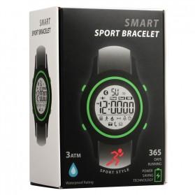 XWatch Smartwatch Olahraga - Black - 9