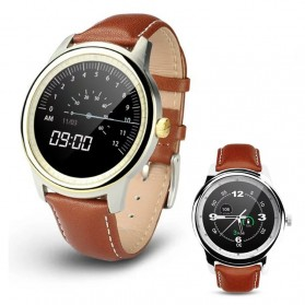 Smartwatch / Apple Watch - FROMPRO DM365 Smartwatch - Brown/Silver