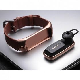SAMTAO Smartwatch Headset Bluetooth - M6 - Black - 4