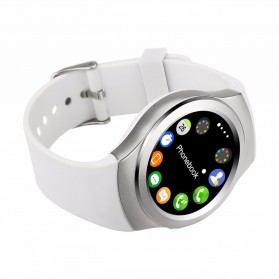 Frezen Smartwatch Bluetooth for iOS Android - Silver - 3
