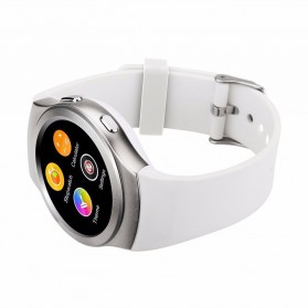 Frezen Smartwatch Bluetooth for iOS Android - Silver - 4