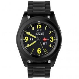 SENBONO Smartwatch Sporty Elegan - G6 - Black