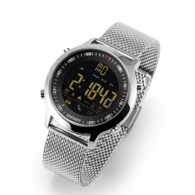 Torntisc Smartwatch Sporty Outdoor - EX18 - Silver - 4