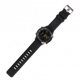 Cawono Smartwatch Tracker Aktifitas Sporty Outdoor - EX18 - Black - 3