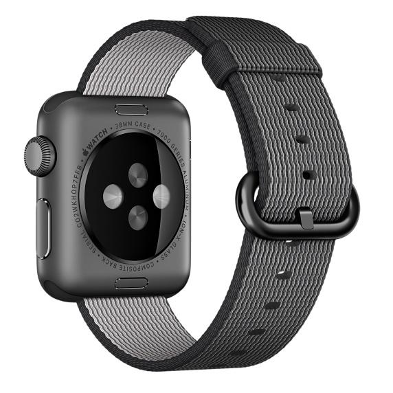 Tali Jam Tangan Nylon Apple Watch Series 1 2 3 4