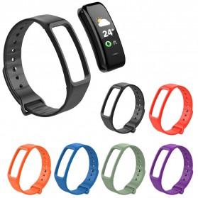 Wearfit Smartwatch Wristband LED Fitness Tracker Heart Rate Waterproof - C1S - Black - 5