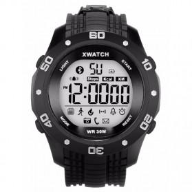 XWatch Smartwatch Olahraga (backup) - Black
