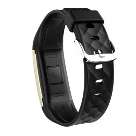 Senbono S2 Sport Smartwatch Waterproof IP67 - Black - 3