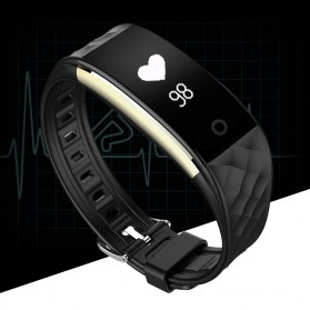 Senbono S2 Sport Smartwatch Waterproof IP67 - Black - 4