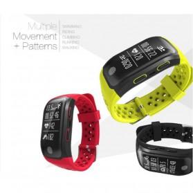 Senbono S908 Sport Smartwatch Waterproof IP68 With GPS - Black - 2