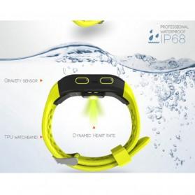 Senbono S908 Sport Smartwatch Waterproof IP68 With GPS - Black - 3