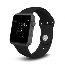 LEMFO Bluetooth Smartwatch Sporty IOS Android Phone - LF07 - Black