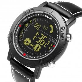 JeiSo Smartwatch Jam Tangan Fitness Tracker Pedometer Calorie - WQ-685-GL - Black - 2